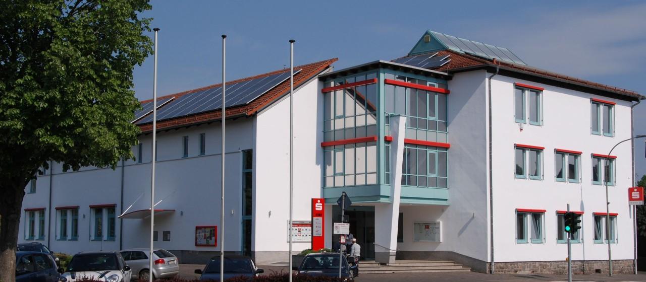 Hauptstelle der Sparkasse Laubach-Hungen